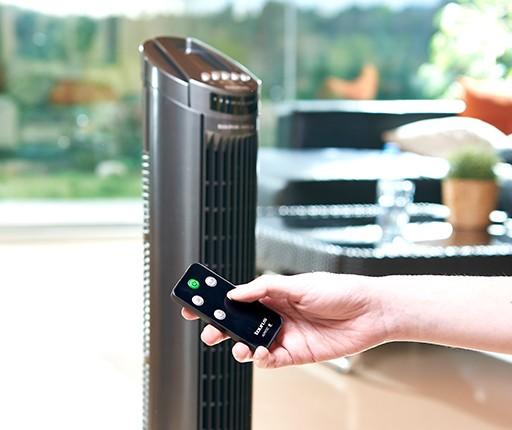 Ventilador De Torre Babel Rc Taurus Electrodomésticos