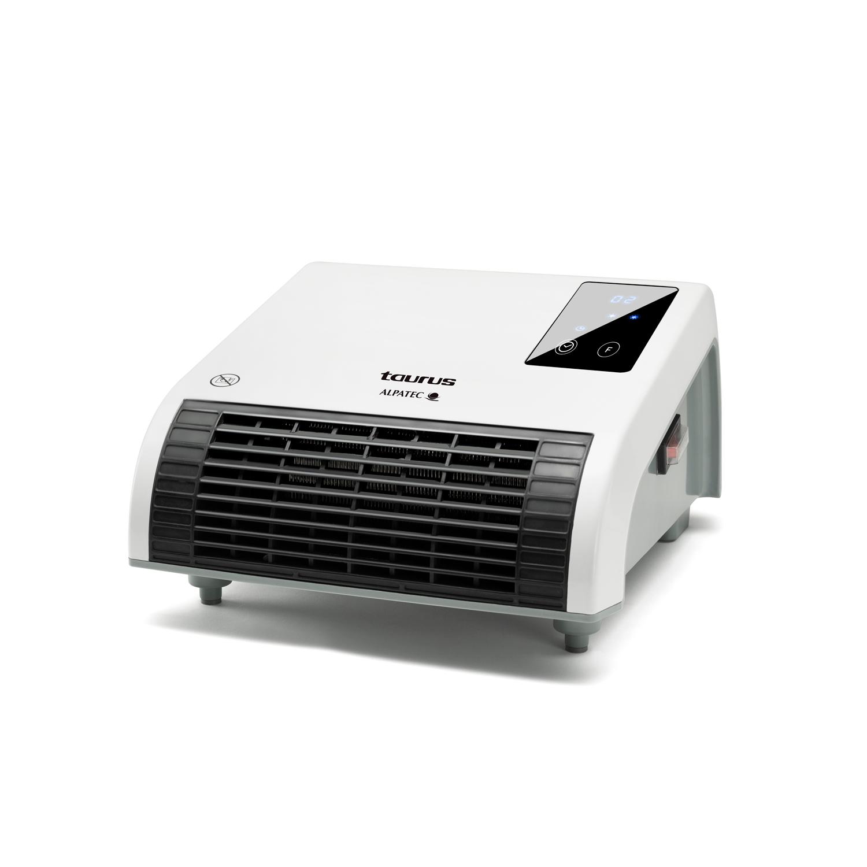 Pl/ástico Taurus RCMB 231 Calefactor 2000 W Blanco